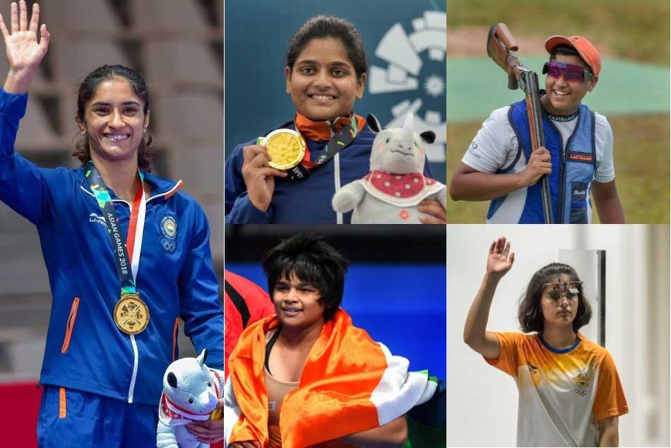 Asian Games 2018 India S Medal Winners So Far