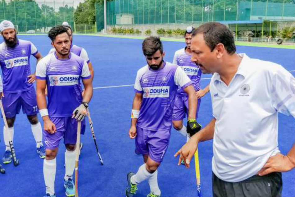 Asian Games 2018 At Half Time Coach Harendra Told Players Create Legacy
