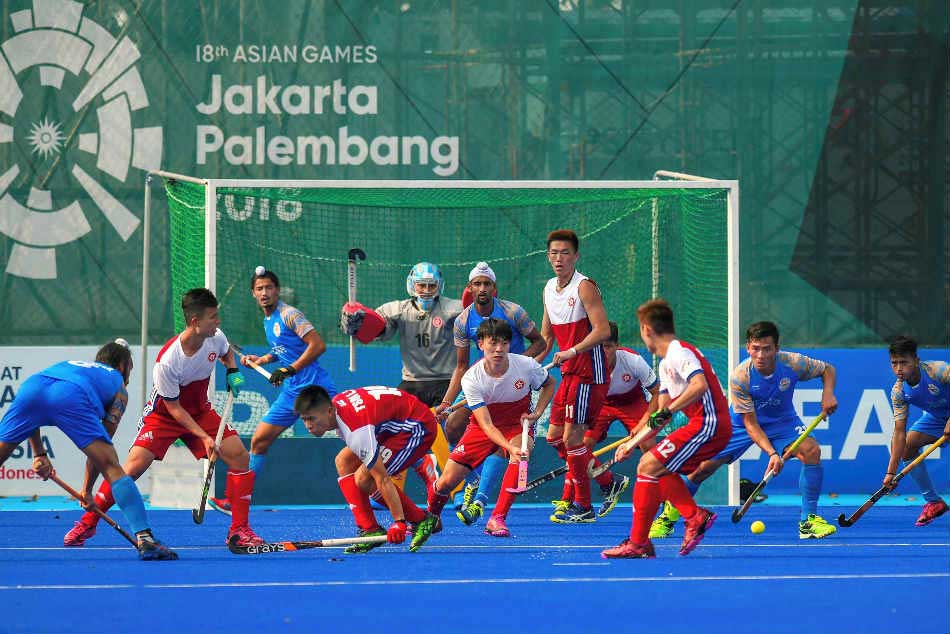 Asian Games 2018 Goal Fest Continues India Betters 86 Year Old Record To Hammer Hong Kong 26