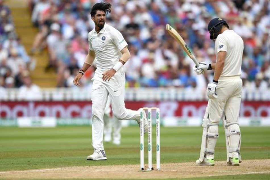 India Vs England Ishant Sharma Fined Animated Celebration On Dawid Malans Dismissal