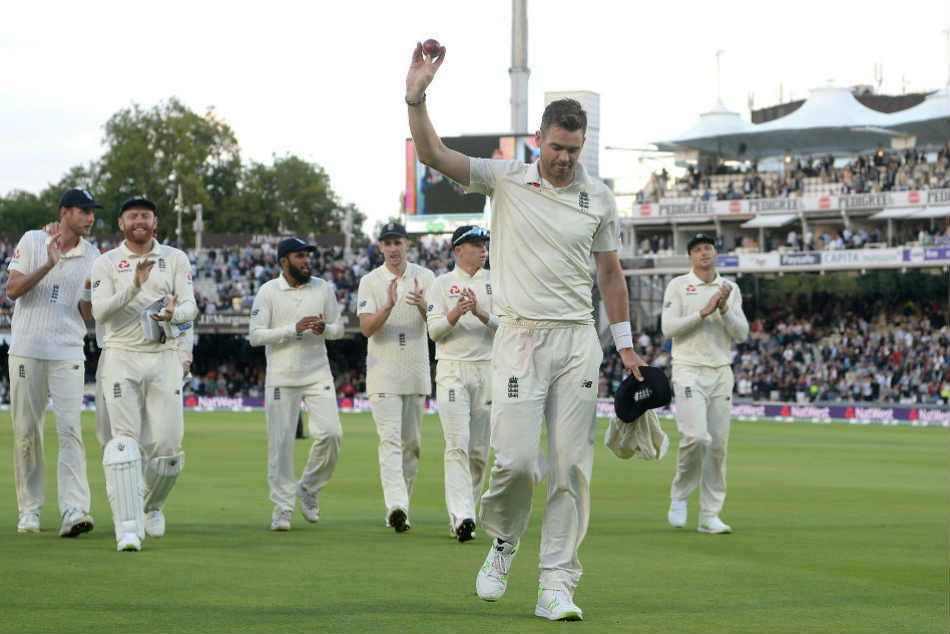 India Vs England 2nd Test Day 2 Highlights Tourists Bundled Out For 107 Anderson Grabs A Fifer