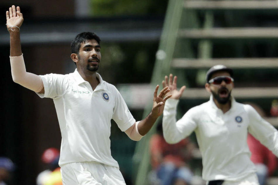 India Vs England Jasprit Bumrah Ruled Of Second Test At Lords