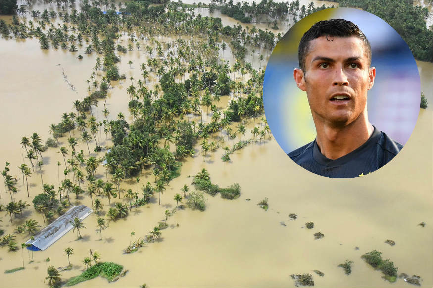 Is It True Rumour Cristiano Ronaldo S Rs 77 Crore Donationtion To Kerala Flood