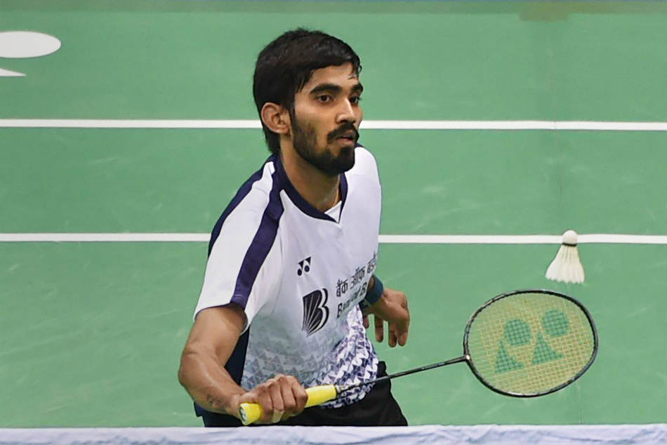 BWF World Championship: Kidambi Srikanth recovers to beat Pablo Abian; books quarterfinal with Liew