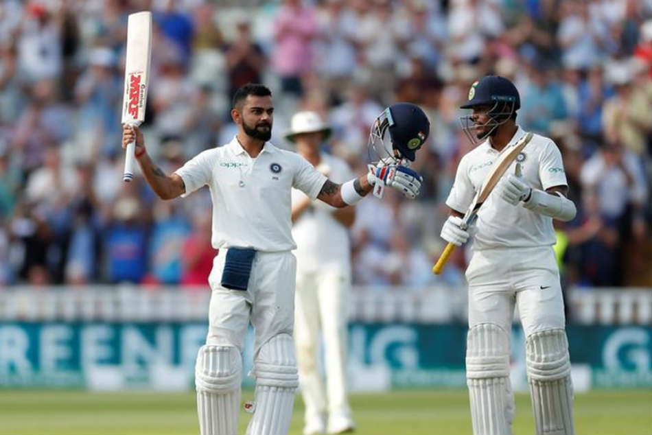 I'm very happy with my preparation, I don't care about the world, Kohli reacts after striking maiden Test ton in England