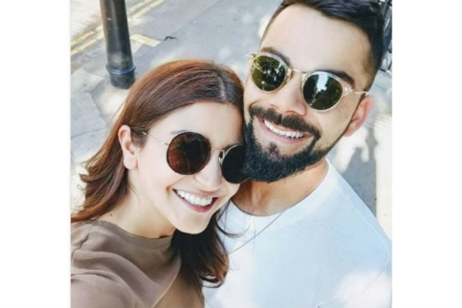 Virat Kohli spends Friendship Day with his best mate