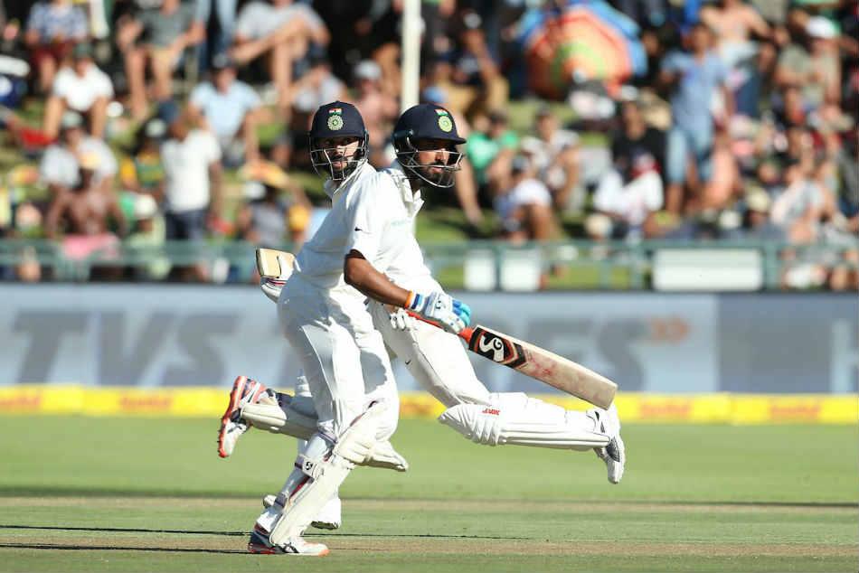 India Vs England 4th Test Day 2 Virat Kohli Cheteshwar Pujara Take India