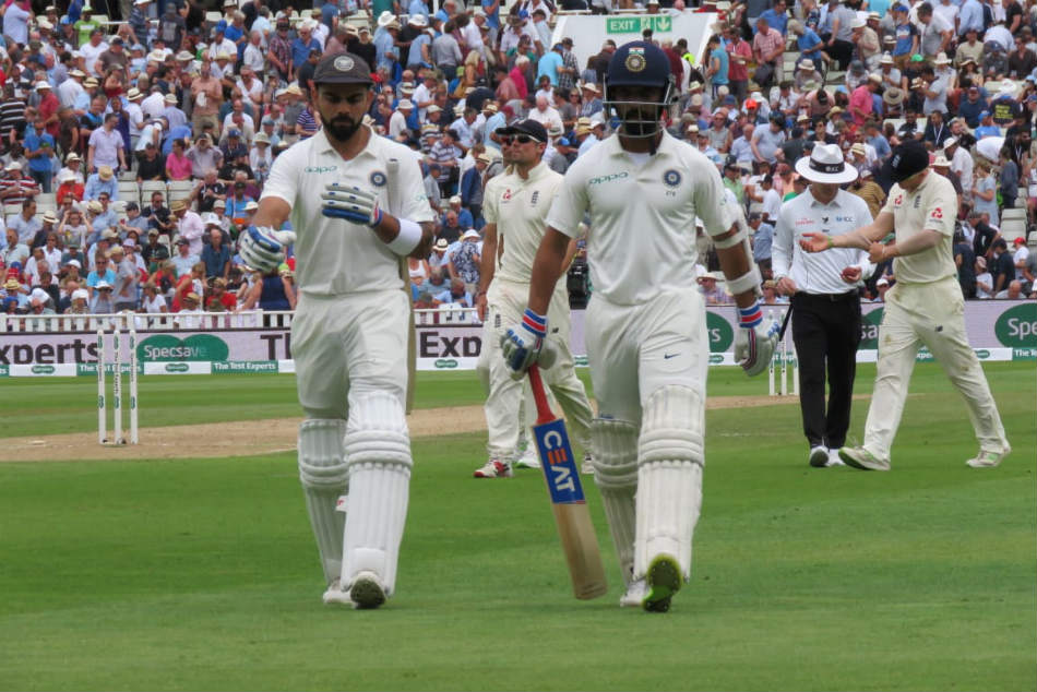 India vs England Live Score, 1st Test, Day 2: India Trail England By 211 Runs At Lunch
