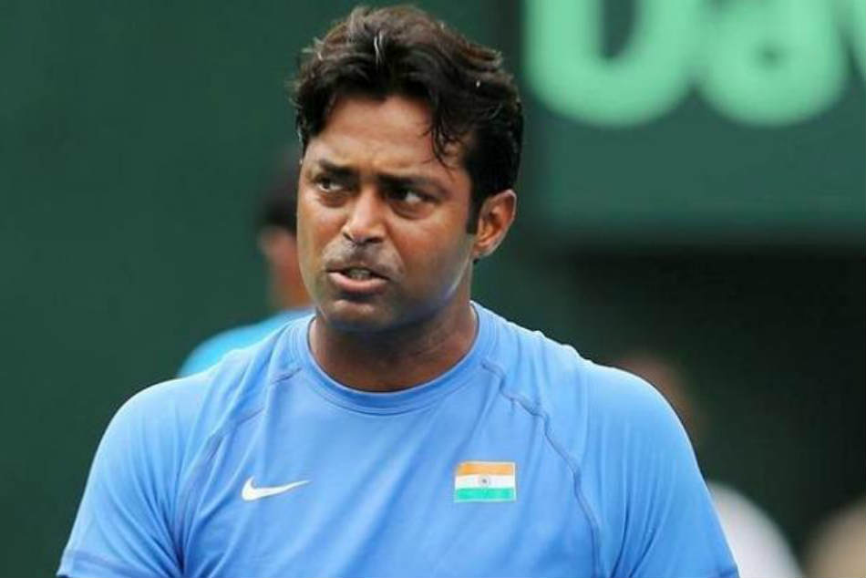 After Withdrawing From Asian Games Squad 11th Hour Leander Paces Dropped For Davis Cup Serbia Tie