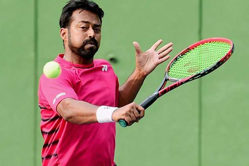 Leander Paes Pulls Of Asian Games