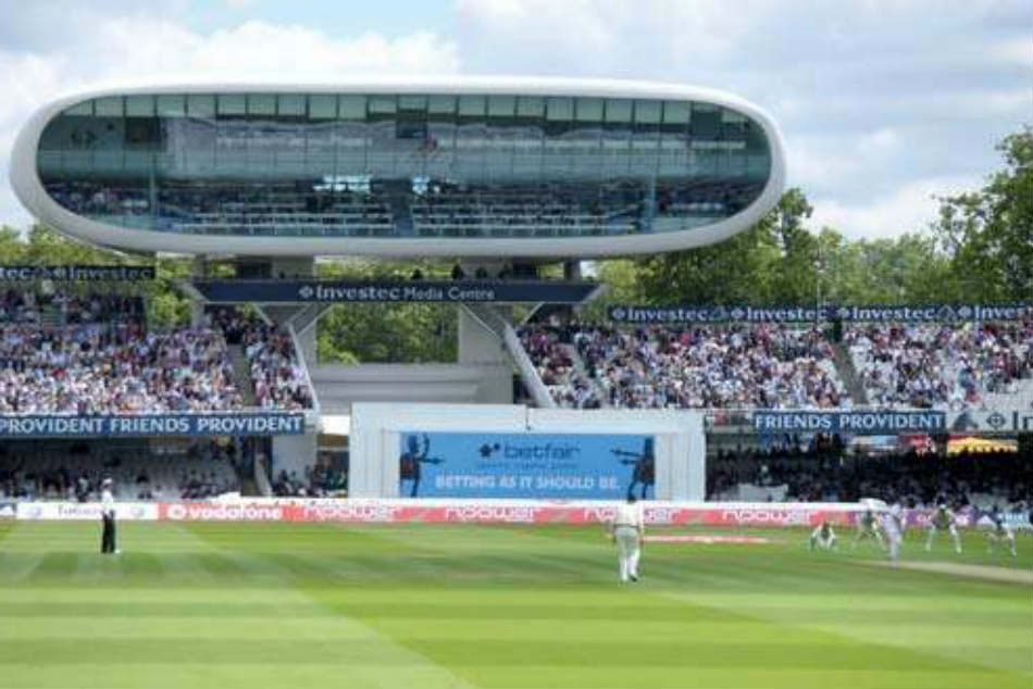 Team Indias Test record at Lords