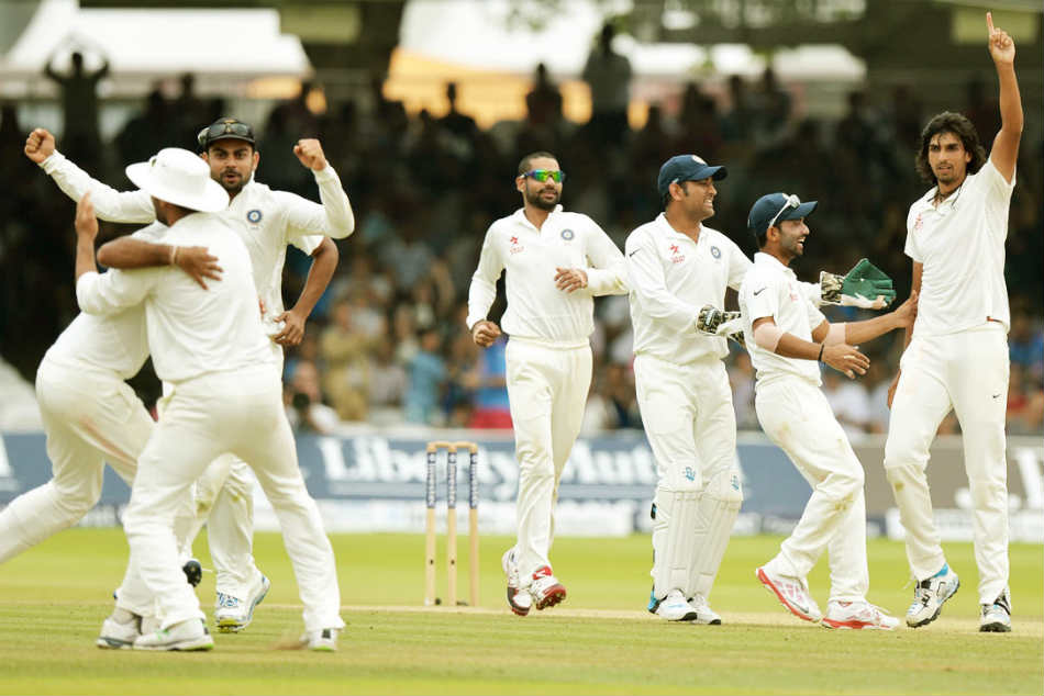 What happened when India last played a Test match at Lords