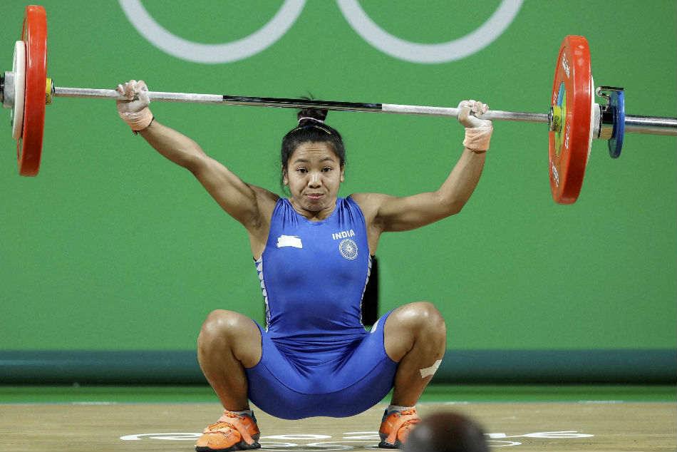 Asian Games 2018 Weightlifter Mirabai Chanu Pulls Out