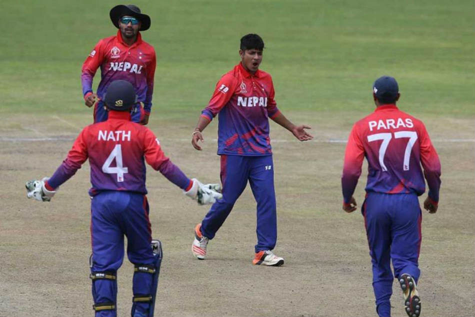 Nepal Edge Netherlands By One Run For First ODI Win