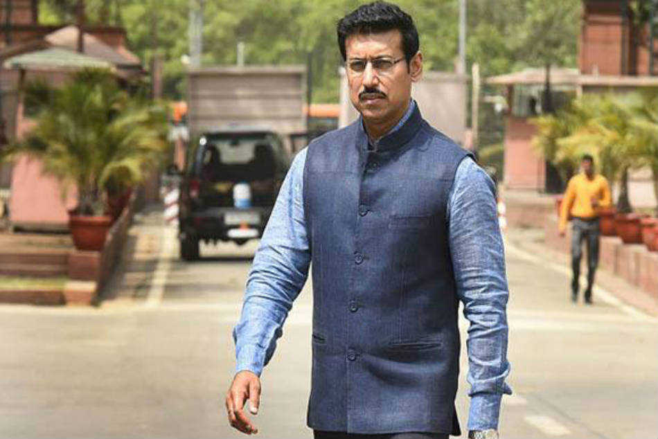 Rajyavardhan Singh Rathore hints at reduction of school syllabus by 50 percent