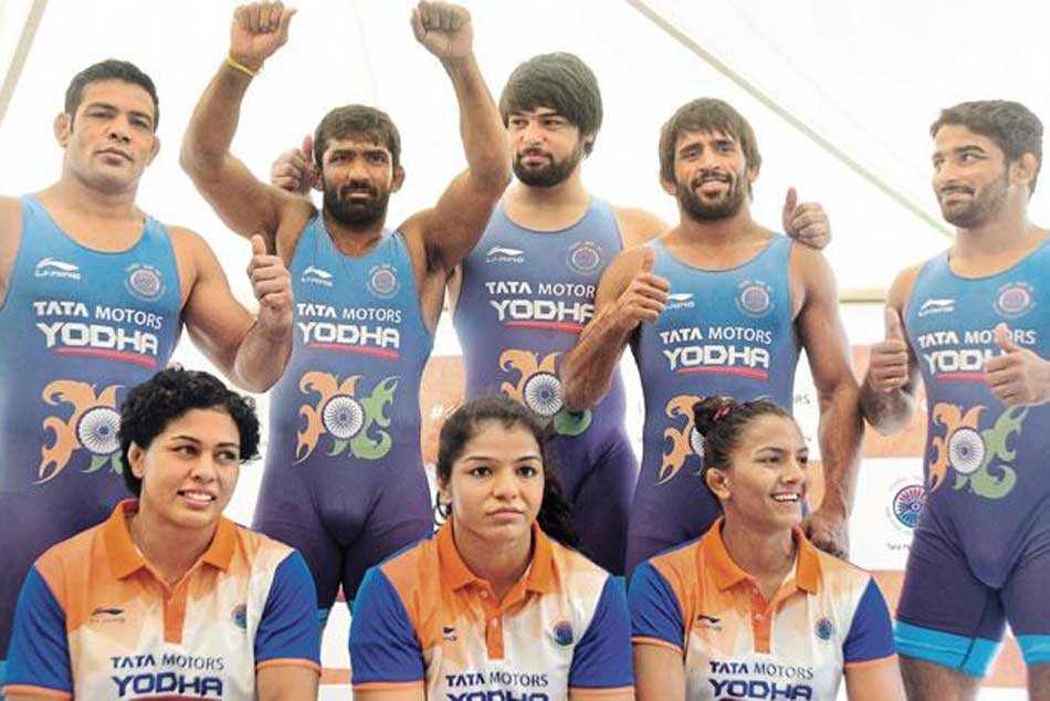 Tata Motors to sponsor Indian wrestlers