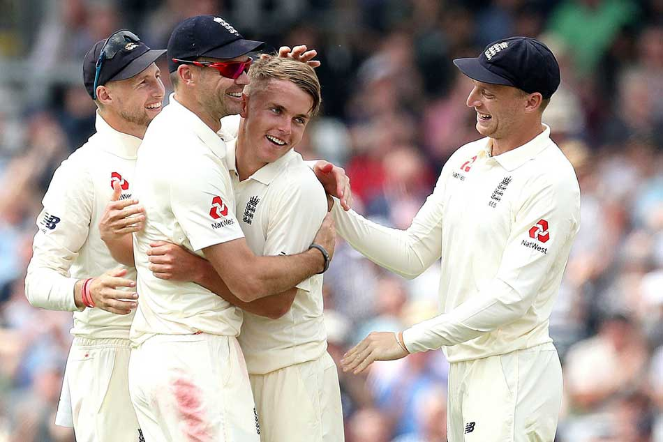 It has been pretty tough: Sam Curran on losing father as teenager