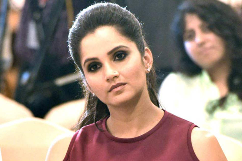 Sania Mirza Gets Headache Watching News Channels