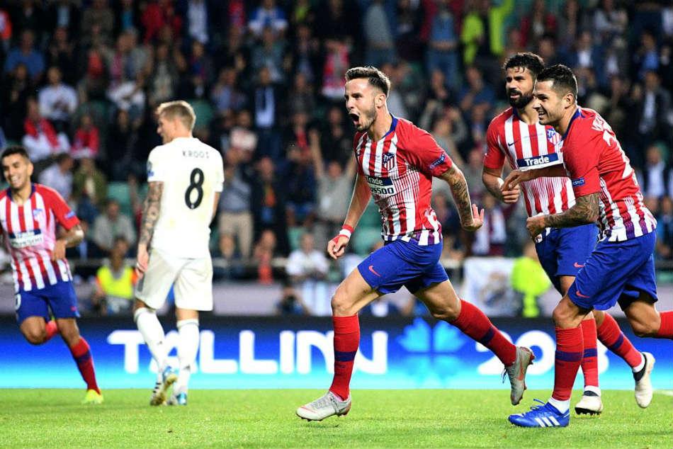Real Madrid Vs Atletico Madrid Highlights Uefa Super Cup Atletico Madrid Beat