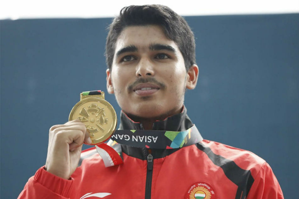 Who is Saurabh Chaudhary: 16-year-old farmers son from Meerut wins shooting gold on Asian Games debut