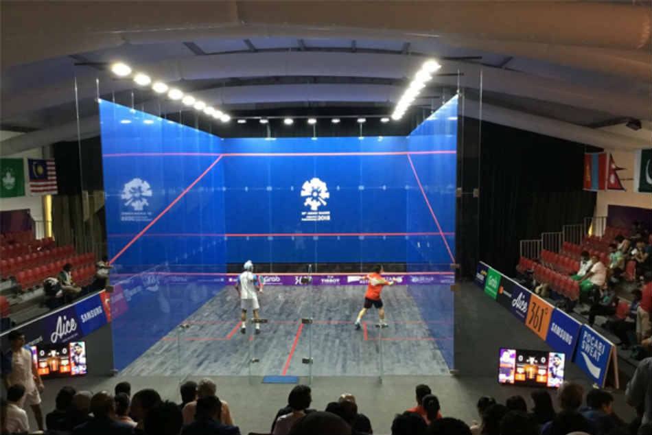 Asian Games 2018: Indian men settle for bronze in squash