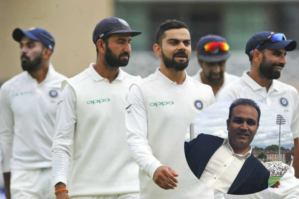 Virender Sehwag Thinks The 4th Test Is Do Or Die Clash Team India