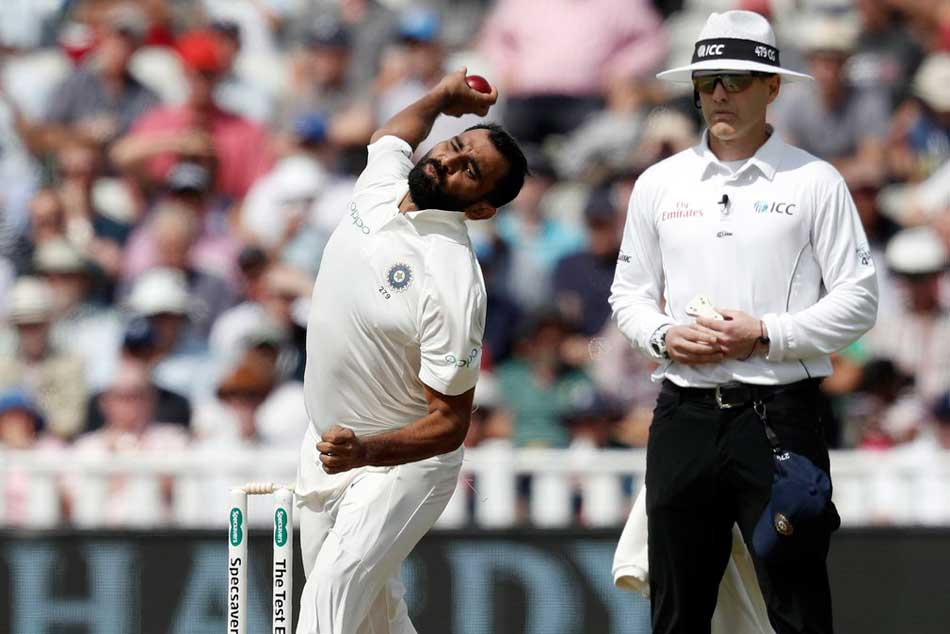 England Out 287 First Test Against India At Edgbaston