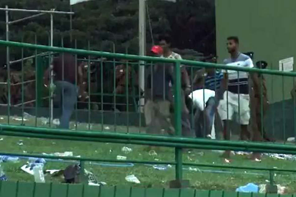 Watch: Sri Lankans Take A Leaf Out Of Japans Book, Clean Stadium Post Loss