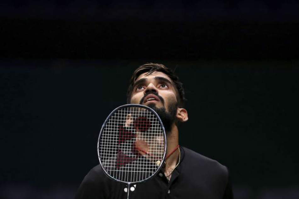 Asian Games 2018 Srikanth Crashes In Second Round Badminton