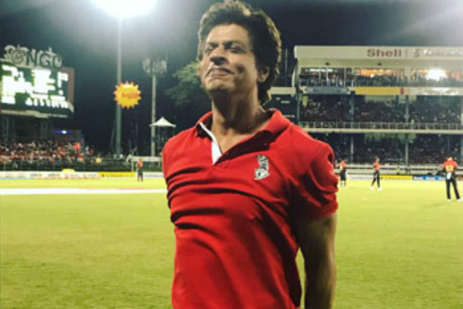 Dancing in the face of CPL loss, Shah Rukh Khan shimmies with Caribbean cheerleaders