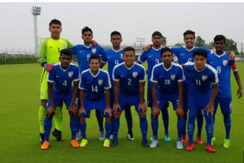 Watch Indian Under 16 Football Team Stun Asian Champions Iraq