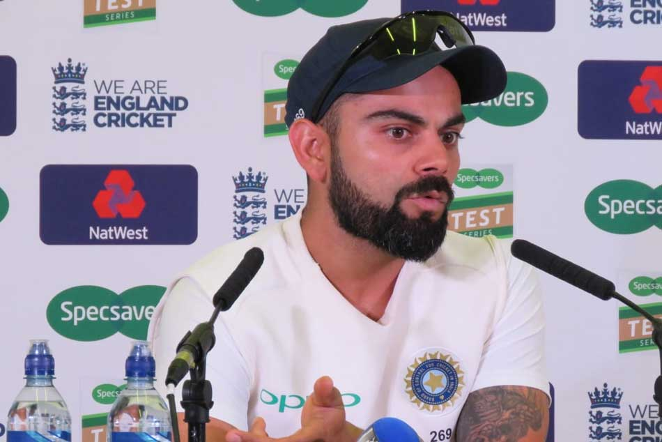 Virat Kohli Fires Team India Up Before 3rd Test Only Option Is To Win