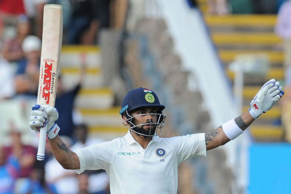 Watching Virat Kohli bat was an eye-opener for young Sam Curran