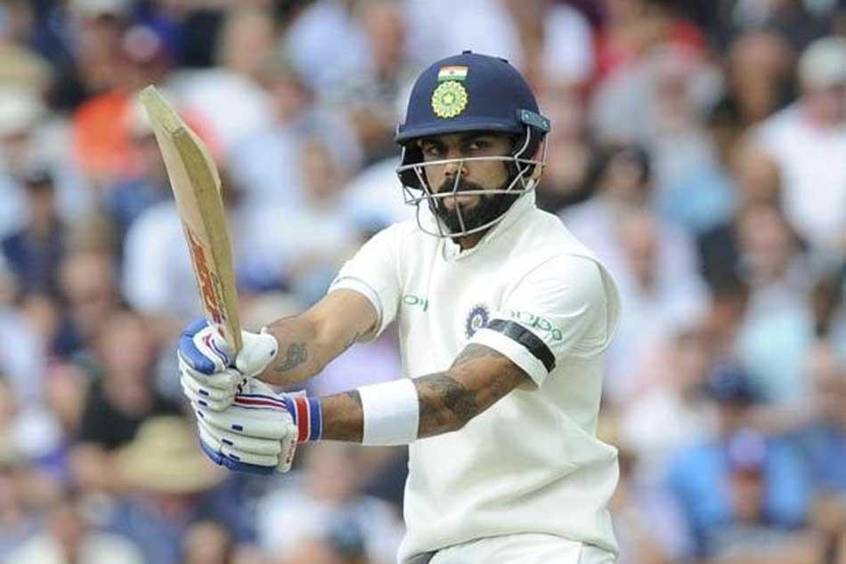 Ind Vs Eng 3rd Test Virat Kohli Overhauls Ms Dhoni Elite Captaincy List With 19th Test Fifty