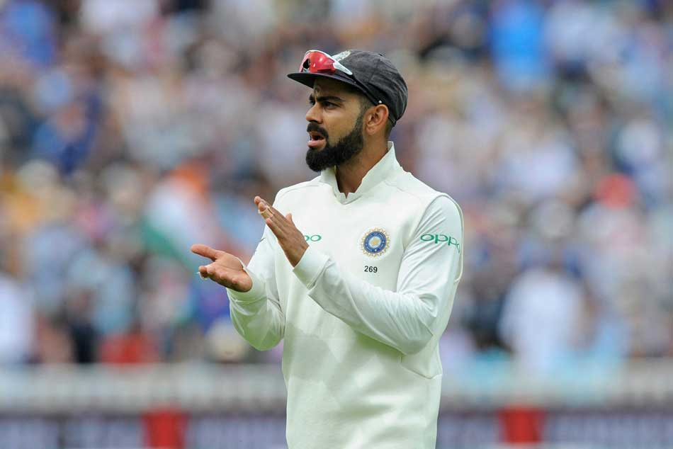 India vs England: Virat Kohli misses trick as spinners are rendered ineffective