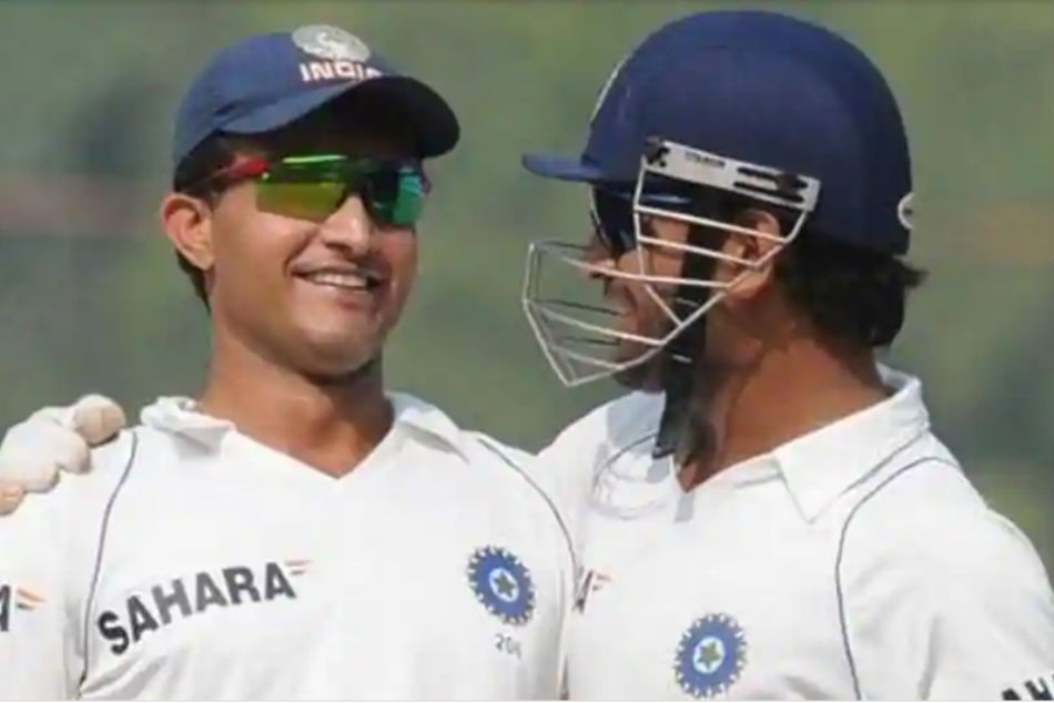 VVS Laxman picks Sourav Ganguly over MS Dhoni as skipper of India's best Test XI of the last 25 years