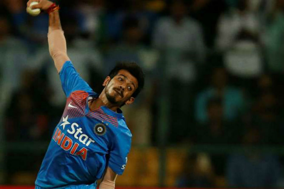 Dravid Keen On Seeing How Yuzvendra Chahal Does In Red-Ball Cricket