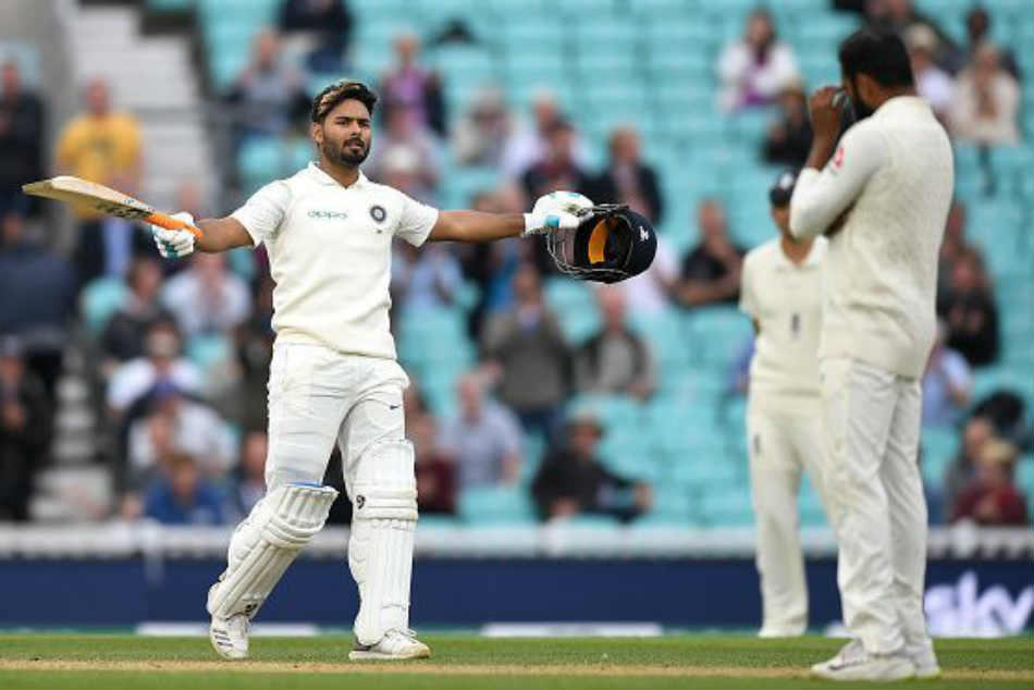 Twitter Erupts As Rishabh Pant S Maiden Century His Partnership With Rahul Threatens