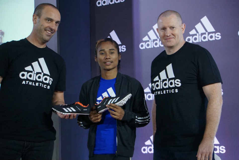 Adidas Signs Brand Endorsement Deal With Hima Das