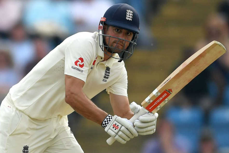 Eng Vs Ind 5th Test Day 1 Live Alastair Cook Goes Past 1000 Runs At The Oval