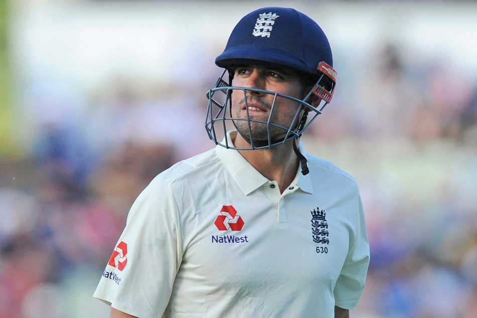 When Alastair Cook dismissed Ishant Sharma to take his only international wicket