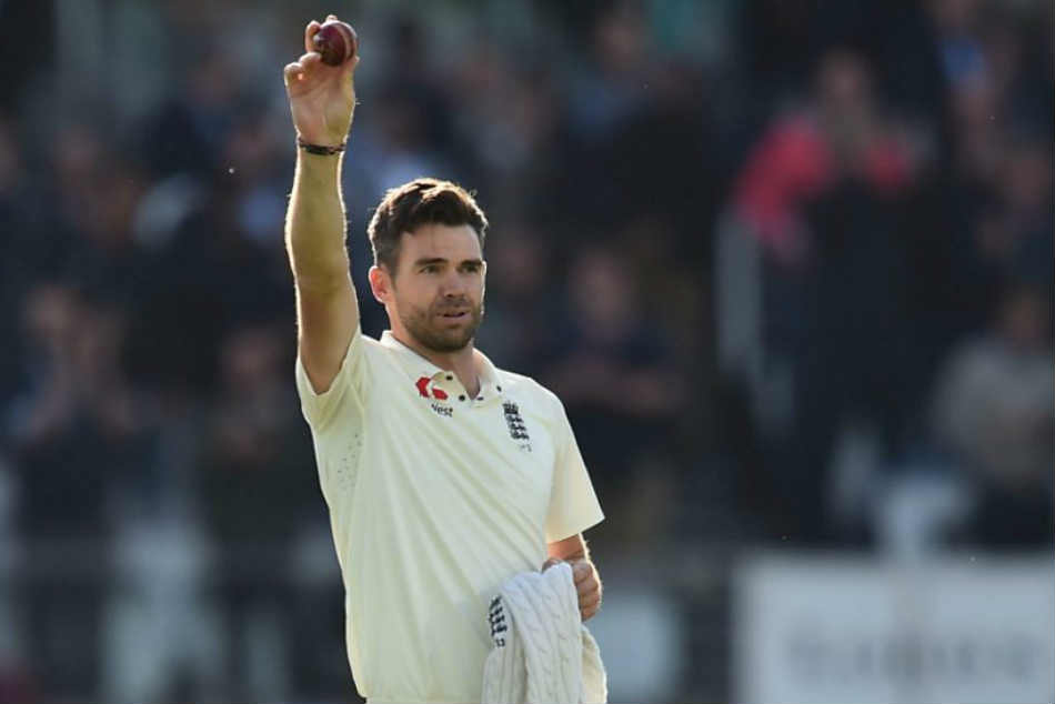 England V India James Anderson Breaks Glenn Mcgrath S Record In Hosts Win