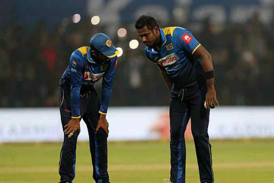 I M Scapegoat Says Sacked Sri Lanka Captain Mathews