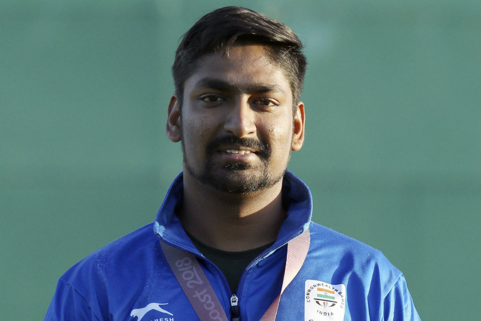 Ankur Mittal Wins Double Trap Gold Issf World Championship