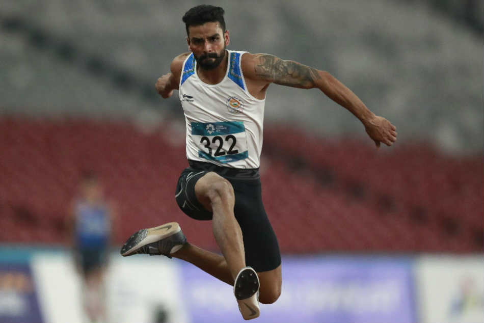 Arpinder Singh bags bronze, becomes 1st Indian medallist at IAAF Continental Cup; Neeraj disappoints