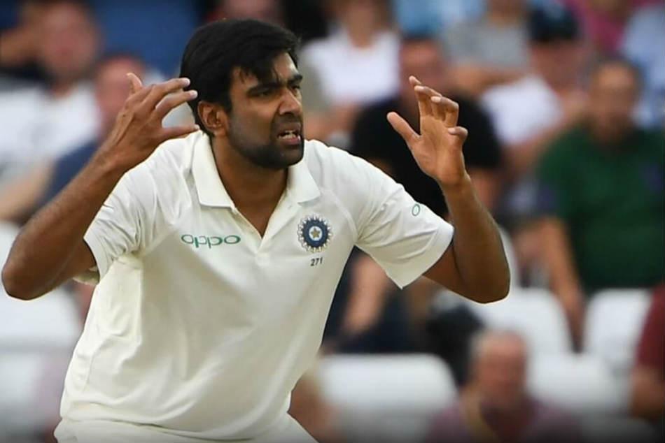 Ravichandran Ashwin Kept Bowling The Right Areas Cheteshwar Pujara