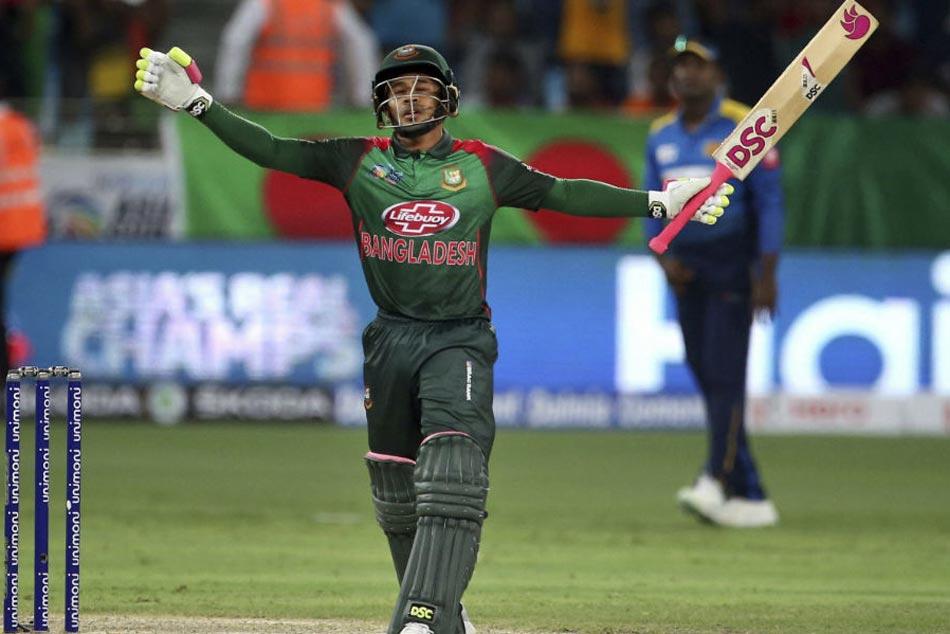 Asia Cup 2018 Bangladesh Crush Sri Lanka 137 Runs Thanks Mushfiqur Rahim Bowlers