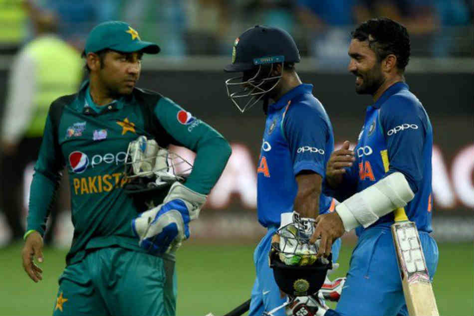 Asia Cup India Humble Pakistan Eight Wickets