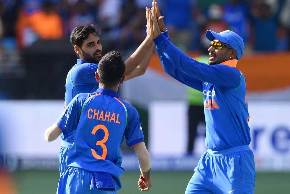 India Vs Pakistan Asia Cup Live Score