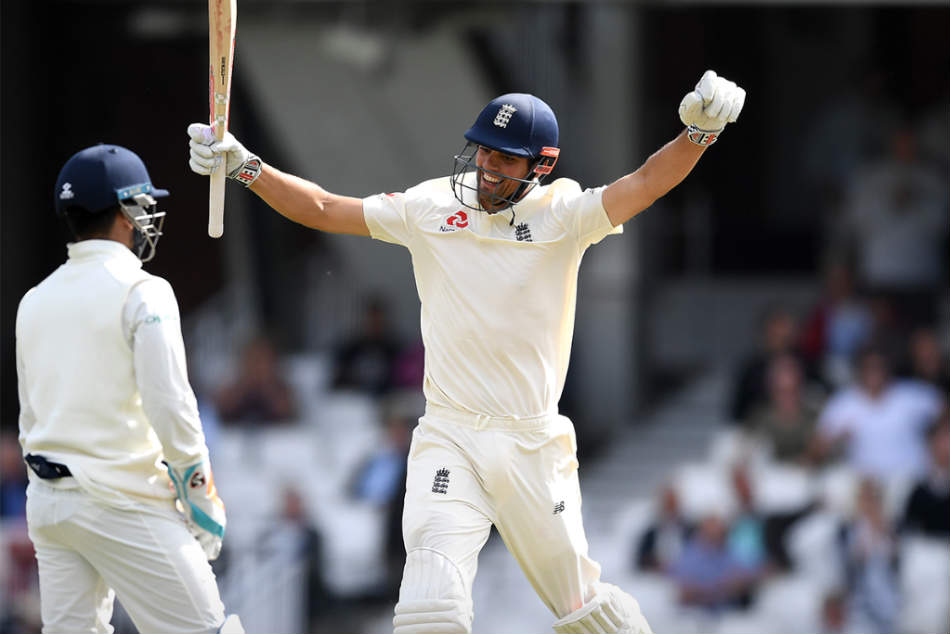 Centuries Debut Farewell Tests Alastair Cook Fifth Batsman To Achieve Rare Feat